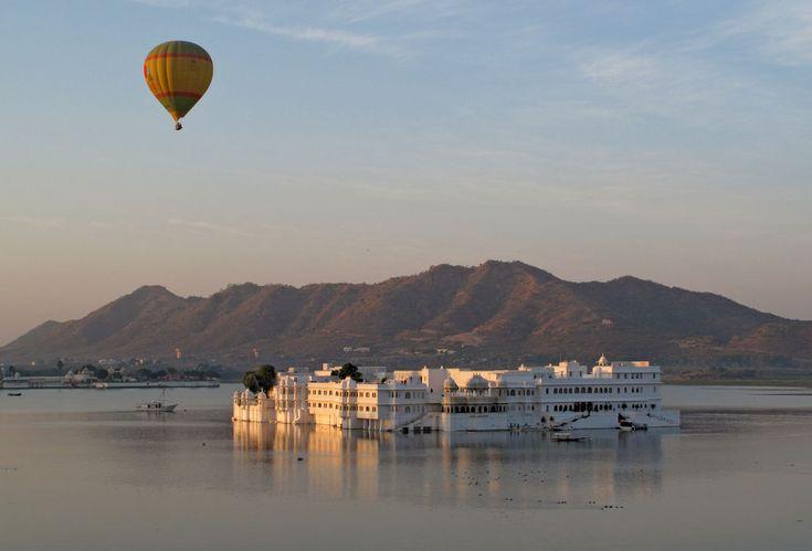 Beautiful lake city of Udaipur