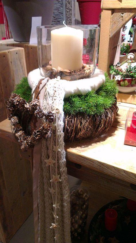 25 einzigartige rustikale weihnachten ideen auf pinterest for Weihnachten modern