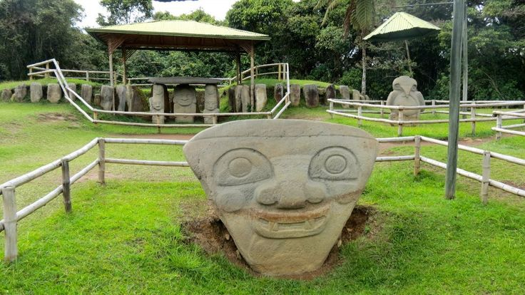 Visit the ancient wonders of San Agustin, but leave the treasures in the ground  Colombia