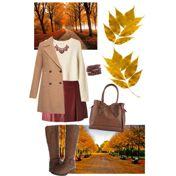 A fashion look from October 2014 featuring Monki sweaters, Mauro Grifoni coats and Proenza Schouler mini skirts. Browse and shop related looks.
