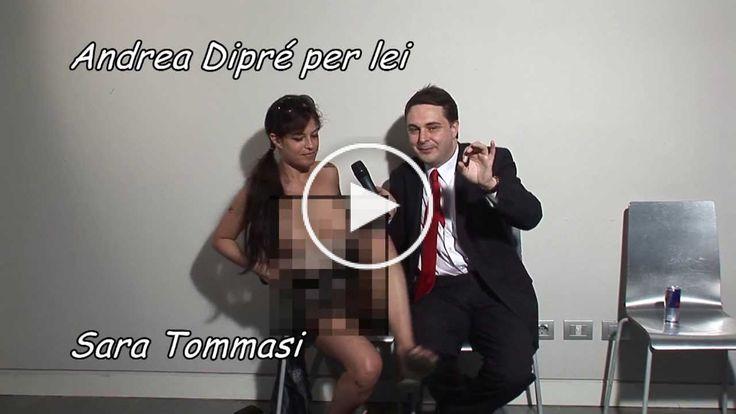 Video shock di Sara Tommasi (nuda)