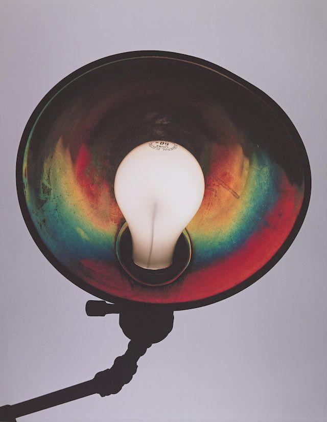 """Lampada da camera da letto"", (Bedside Lamp), Irving Penn, New York, 2006"