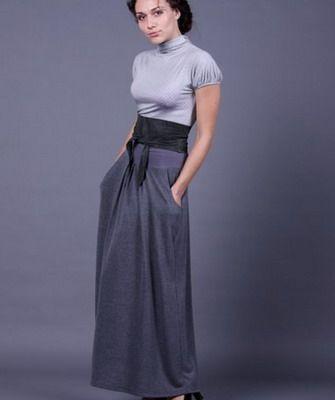 Модные юбки на осень 2016 года: на фото длинные модели в пол и макси для полных женщин, основные тренды в описании