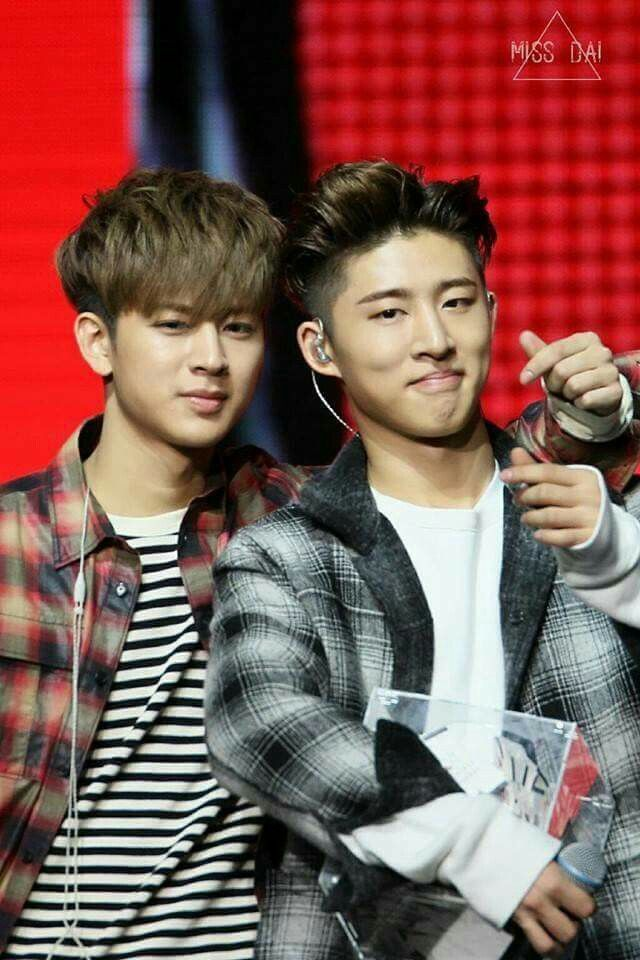 Yunhyeong & Hanbin