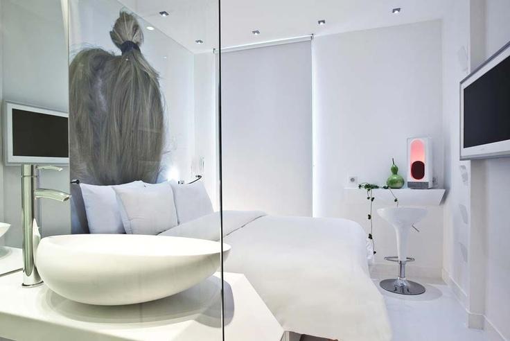 68 best beddyroom o images on pinterest bedroom ideas for Hotel blc paris
