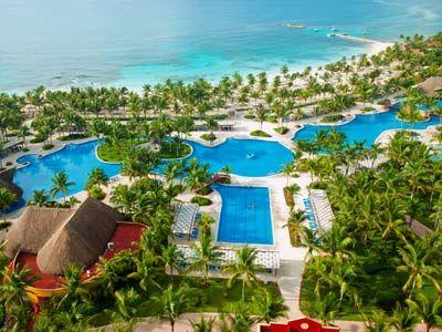 Barcelo Maya Colonial And Tropical Beach,Hoteles Riviera Maya