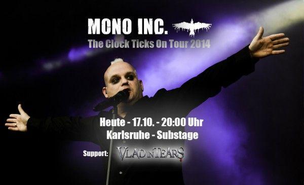 Ihr Lieben, mit einem für uns großartigen Abend ist gestern unsere Tournee in Aschaffenburg gestartet. Wir freuen uns auf viele schöne Konzerte mit Euch! Eure Monos