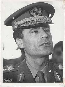 معمر القذافي - ويكيبيديا