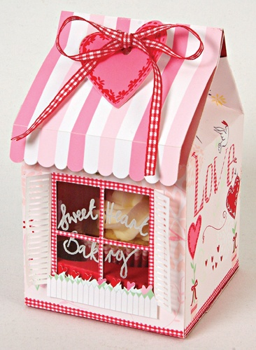 Sweet Valentine Treat Box Small