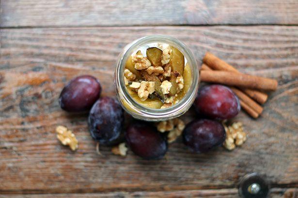 Overnight Oats – Fünf herbstliche Rezepte | Projekt: Gesund leben | Blog über Ernährung, Bewegung und Entspannung