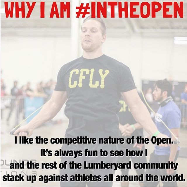 Go to games.crossfit.com to join @nlong20 #intheopen!  #openprep #LMBRJCKD  #Workout for Monday 29 Jan:  A. Every 1:30 (for 10 rounds): 7 #T2B 1 #Squat Clean at 90%  B. 3 #RFT: 40 #DUs 30 alt DB #Snatches 50/35# 20 lateral #Burpees 15 #C2B #Rest 1 min  #ironsharpensiron  #orangecounty #fitness #crossfit