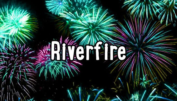 #Riverfire #Brisbane – a night of #free #fireworks and #fun for the #family. If you're #new to #Brisbane, #Sunsuper #Riverfire is the stunning finale of #Brisbane #Festival