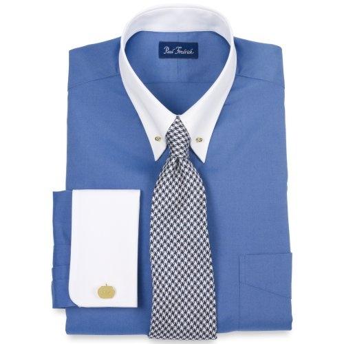 12 best eyelet collar images on pinterest man style for Mens eyelet collar dress shirts