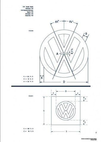 VW Logo Guidelines