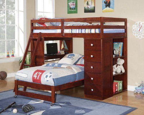 Best 26 Best Images About Kids Loft Beds On Pinterest Monster 400 x 300