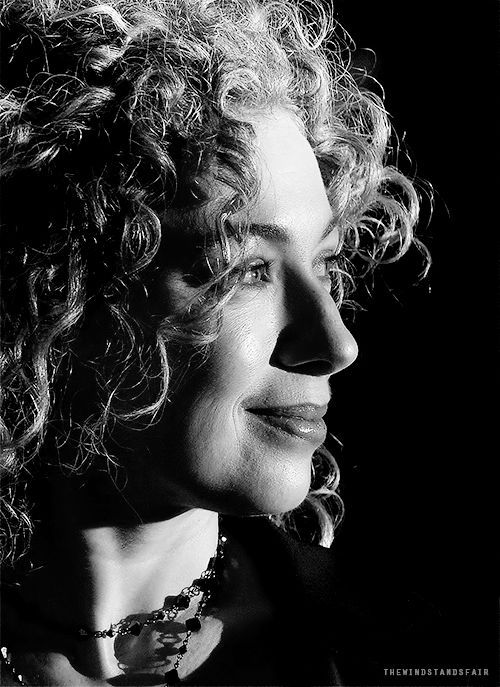 Alex Kingston: