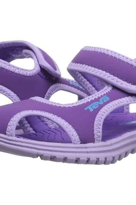 Teva Kids Tidepool CT (Toddler) (Deep Lavender/Lavender) Girls Shoes - Teva Kids, Tidepool CT (Toddler), 110130T-659, Footwear Open Casual Sandal, Casual Sandal, Open Footwear, Footwear, Shoes, Gift, - Street Fashion And Style Ideas