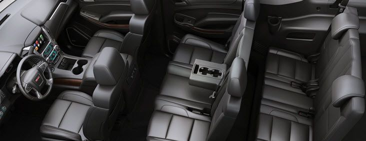 Yukon Xl Creates A New Standard In Full Size Utility Gmc Yukon