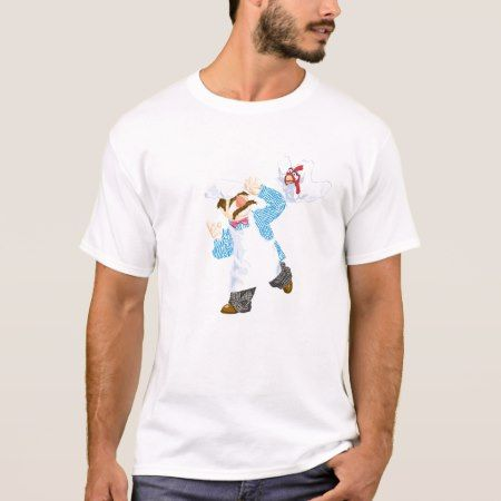 Muppets' Swedish Chef Chicken T-Shirt - tap to personalize and get yours