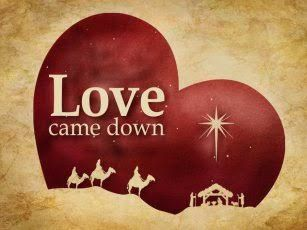 The Season of Advent - Hope, Peace, Joy and Love