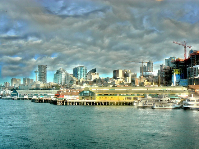 Seattle: Bucket List, Ideas, Fishermans Wharf, Neighborhood Finds, Favorite Places, Beautiful Places, Awesome Photos