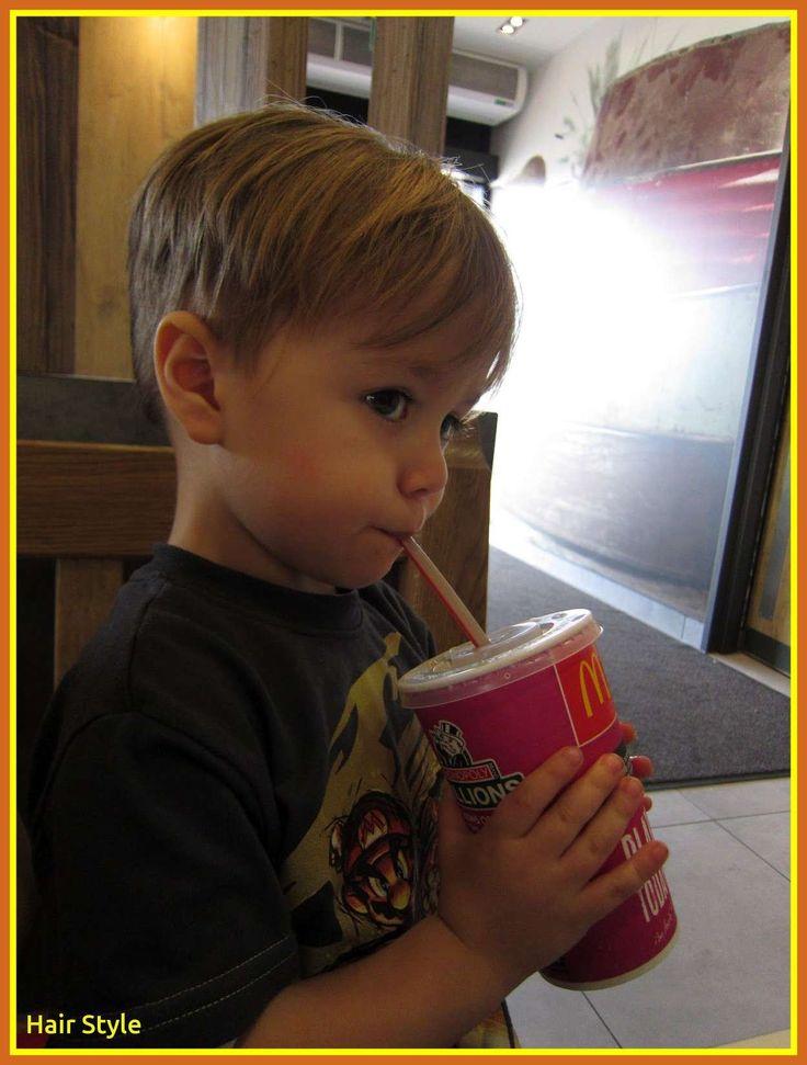 Luxus Kleinkind Junge Haarschnitte für feines Haar