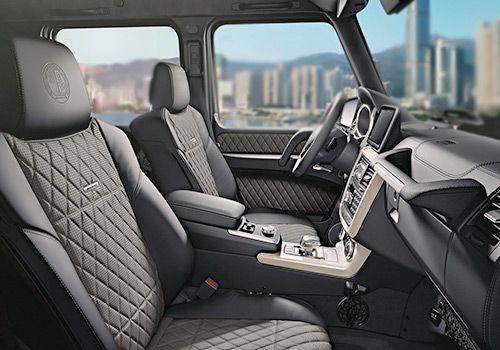 Mercedes G Wagon Interior 2013