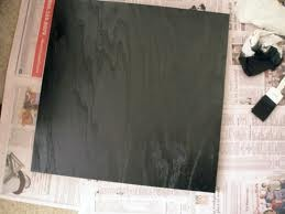 HOW to stain plywood in BLACK, many reader advices.