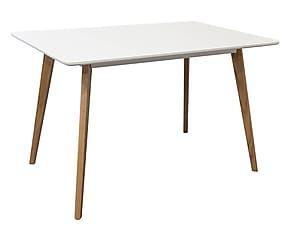 Tavolo da pranzo in legno di quercia Apple - 120x75x80 cm