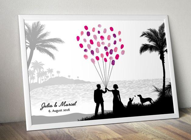 Zur Erinnerung an euren schönsten Tag ist ein Wedding Tree eine wunderschöne Alternative zum klassischen Gästebuch.  Der Weddingtree wird individuell euren Wünschen angepasst. Du erhälst einen...