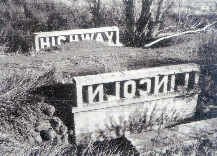 17 Best Images About Route 66 Lincoln Highway National