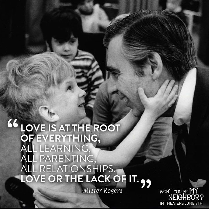 Art With Purpose Fred Rogers And Hannah Gadsby Mr Rogers Quote Mister Rogers Neighborhood Mr Rogers