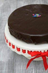 Eggless chocolate cake recipe |cake recipe with condensed milk