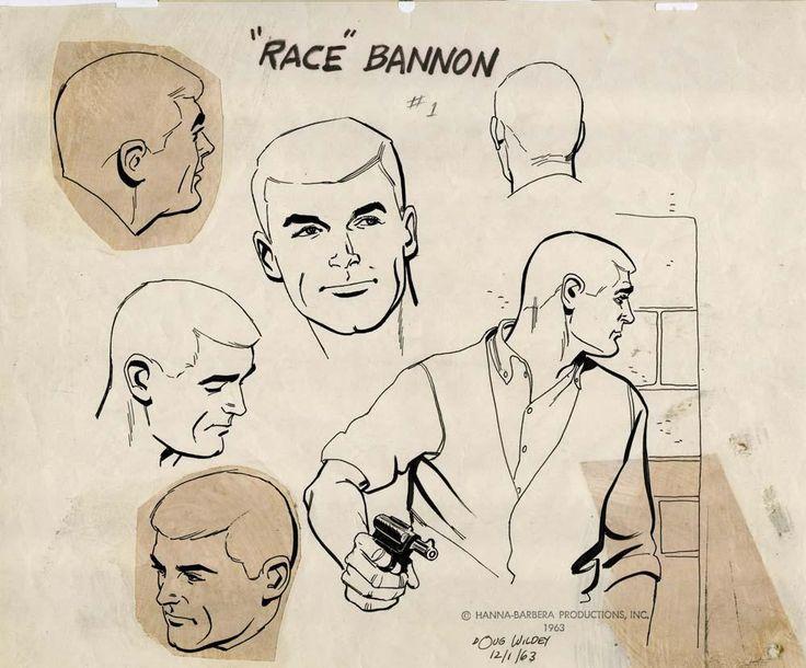 Race Bannon Doug Wildey