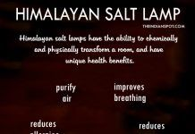 Himalayan Salt Lamps: Important Benefits For Your Home