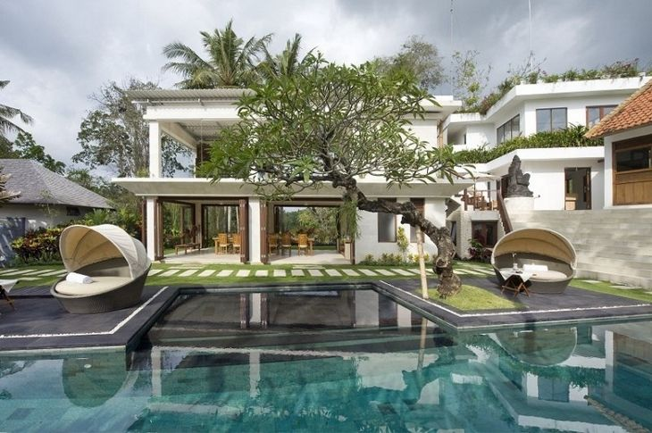 being determines consciousness - Villa in Bali