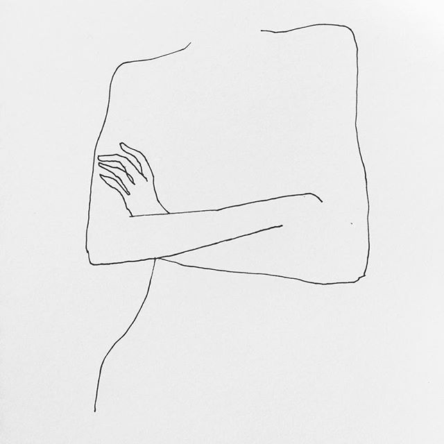 Woman -DRAWING