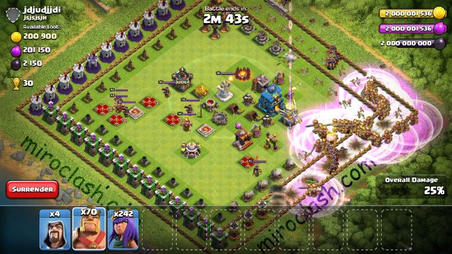 Clash of Clans MOD APK Download (Unlimited Gems, Troops) Latest Version -  Clashmod.Net in 2020 | Clash of clans, Clash of clans hack, Clash of clans  app