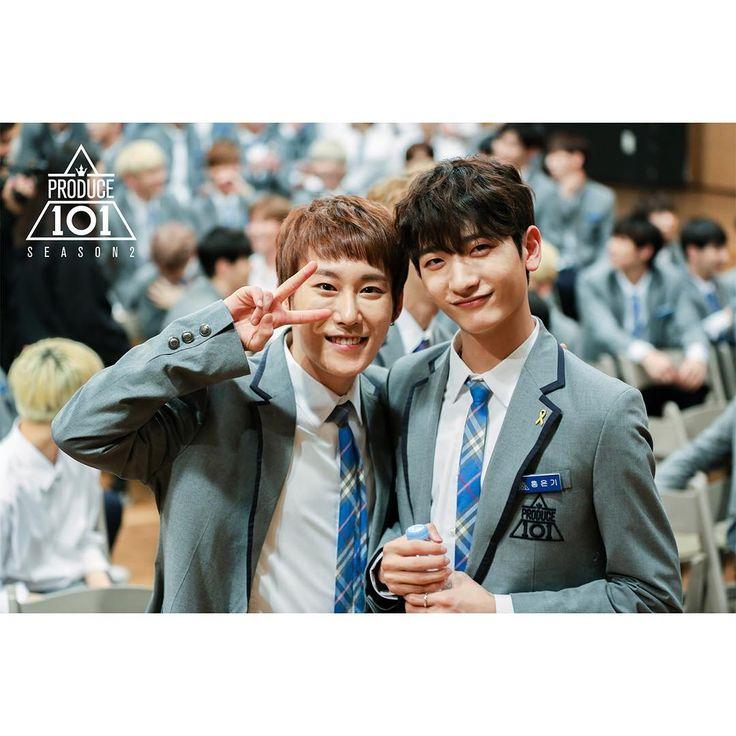 Park Woodam (박우담) & Hong Eunki (홍은기)