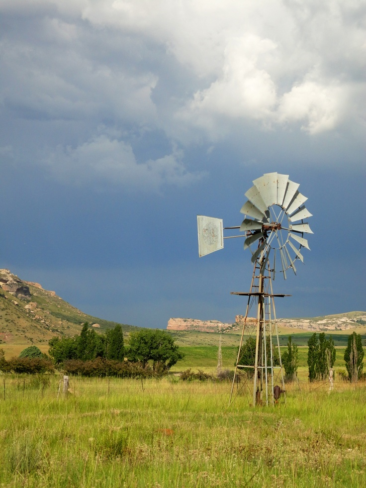 Clarens Free State SA