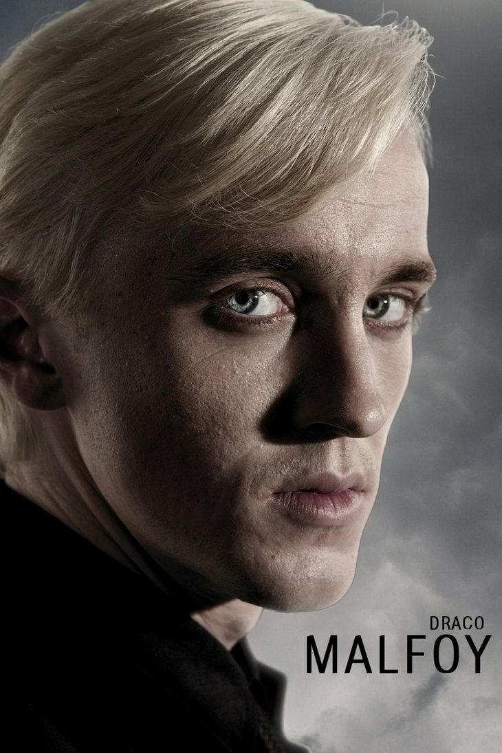 Draco Malfoy by LifeEndsNow on DeviantArt