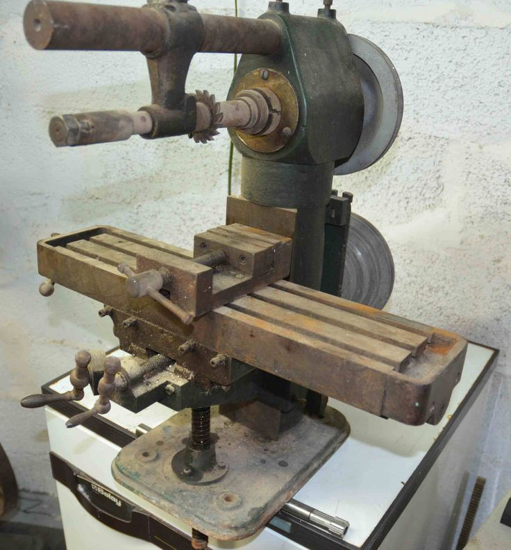 Horizontal Milling Machine by tonyfoale -- I started making mechanical things around 1960 when I was 16, it was electronic things before that. One of the tools that I made early on was a small horizontal milling machine. I remember using it on some jobs but for the life of me, nearly 60 years later, I can't remember why I made it. A vertical mill would have been more useful. such is the foolishness of youth I guess. I made wooden patterns and had the pieces cast at an iron foundry, most…