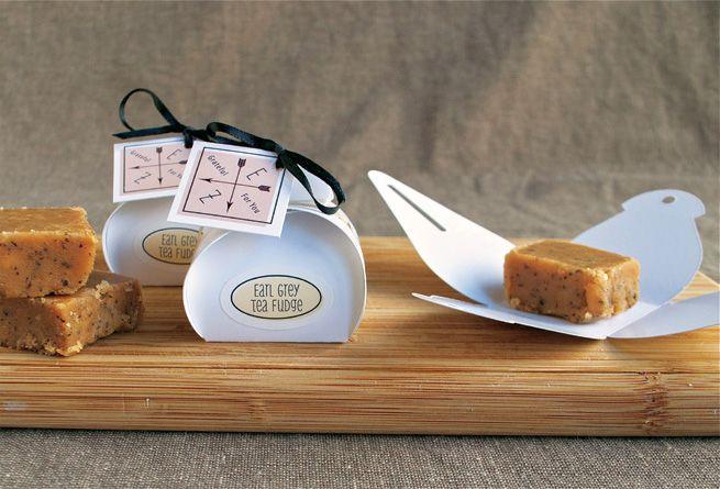 Earl Grey Fudge Recipe - the best of both worlds!