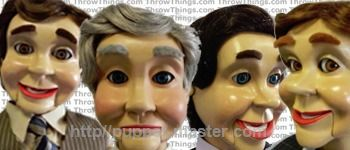 Check the new professional #ventriloquist dummies for #sale  Order now > http://puppet-master.com/professional-ventriloquist-dummies/ #ventriloquism #puppet #doll #dummy