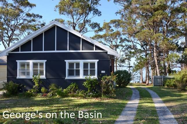 Georges on the Basin, a Jervis Bay House | Stayz