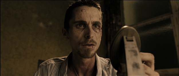 """""""The Machinist"""" (2004) - Trevor Reznik
