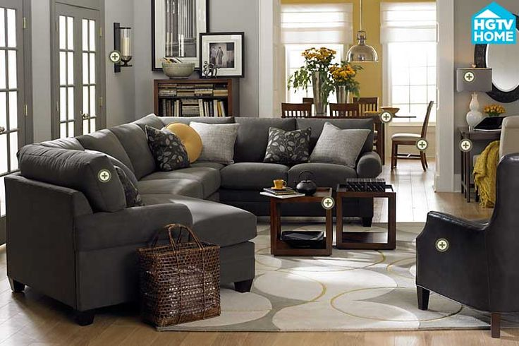 Rooms We Love Bassett Furniture Family Room Den Ideas