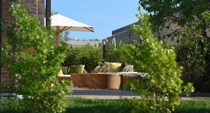 GOCO Spa Venice - Outdoor Garden
