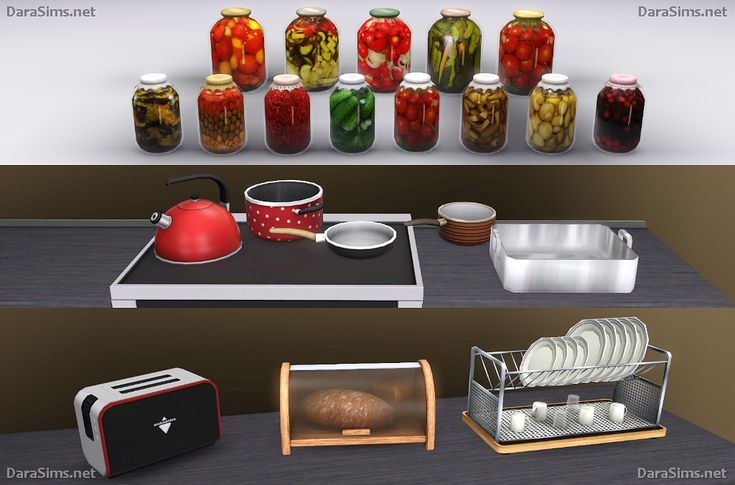 96 best images about sims 3 downloads clutter decor on for Sims 3 kitchen designs