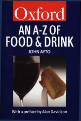 An A-Z of Food and Drink Oxford Reference   #biblioteques_UVEG